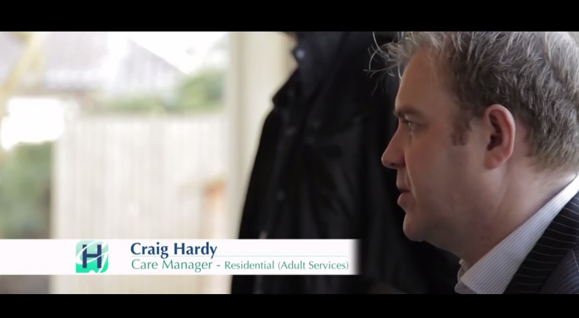 Care Manager Craig Hardy